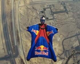 Jokke Sommer 5,000 feet in the air