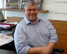 BMMI CEO Marek Sheridan