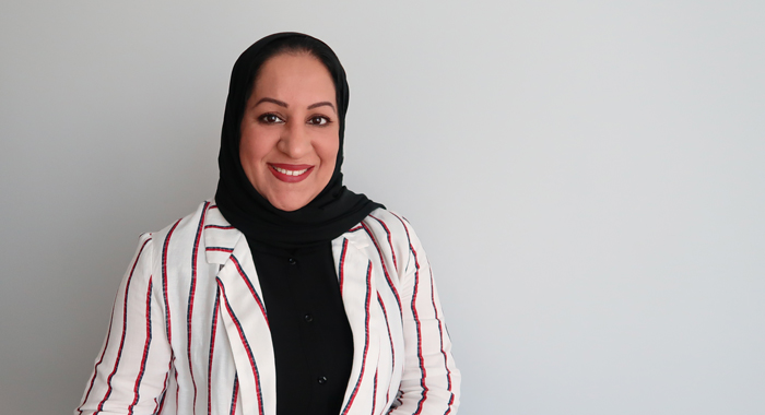 Hanadi Al Saleh, Government, Risk and Compliance Officer at BMMI