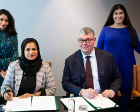 BMMI Group and INJAZ Bahrain sign MoU
