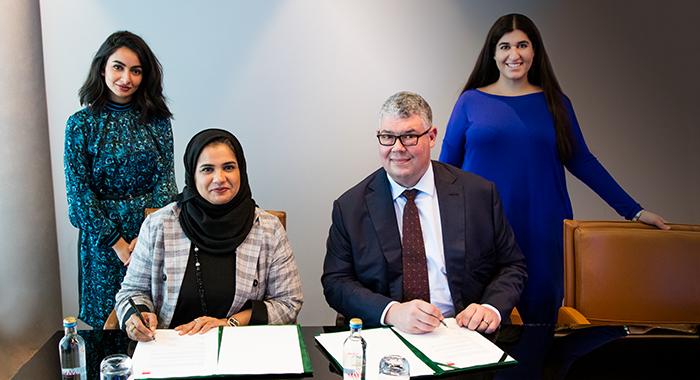 BMMI Group and INJAZ Bahrain sign MoU
