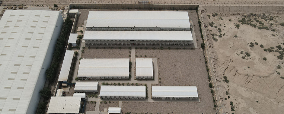 Iraq Camp